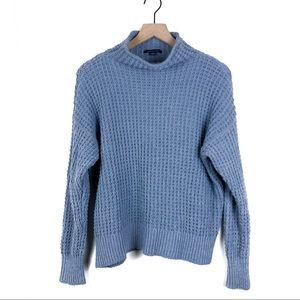American Eagle Mock Neck Pullover Sweater